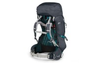 limited sale osprey aura ag 65l hiking backpack – womens  vestal grey last chance best price
