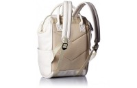 limited sale anello faux leather rucksack small in ivory last chance best price
