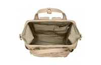 limited sale anello faux leather rucksack in beige best price last chance