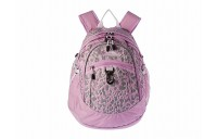 limited sale high sierra fat boy backpack shadow leopard/ iced lilac/white best price last chance