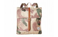 last chance herschel supply co. city mid-volume brushstroke camo/tan synthetic leather limited sale best price