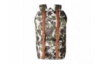 last chance herschel supply co. little america frog camo/tan synthetic leather best price limited sale