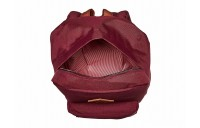 best price herschel supply co. heritage windsor wine/tan synthetic leather limited sale last chance