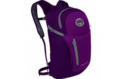 limited sale osprey daylite backpack - eggplant purple  last chance best price
