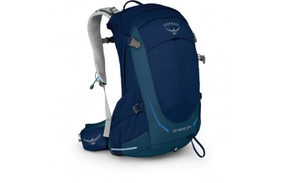 limited sale osprey stratos 24  eclipse blue best price last chance