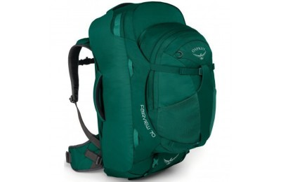 limited sale osprey fairvew 70  rainforest green best price last chance