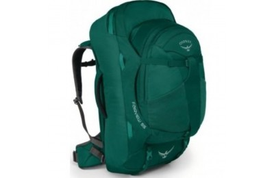 limited sale osprey fairvew 55  rainforest green best price last chance