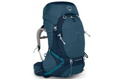 last chance osprey aura ag 65l xsmall - womens  challenger blue limited sale best price
