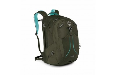 best price osprey nova daypack  misty grey last chance limited sale