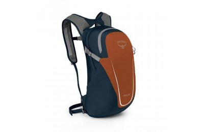 best price osprey daylite 13 liter backpack  dark blue orange last chance limited sale