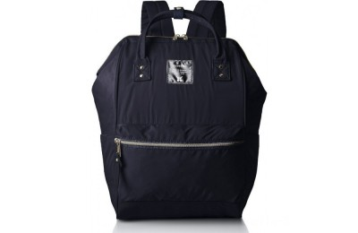 last chance anello nylon rucksack small in navy best price limited sale
