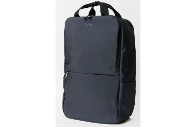 limited sale anello ness business backpack in navy best price last chance