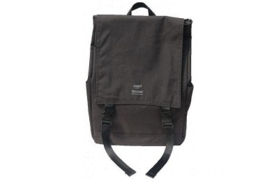 best price anello basic flat backpack in black last chance limited sale
