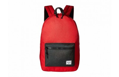 limited sale herschel supply co. settlement barbados cherry crosshatch/black crosshatch last chance best price