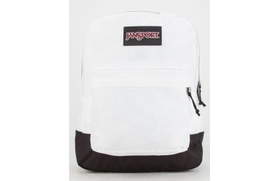 limited sale jansport black label superbreak backpack white best price last chance