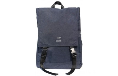 limited sale anello basic flat backpack in navy last chance best price