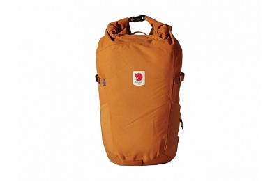 limited sale fjällräven ulvö rolltop 23 red gold best price last chance