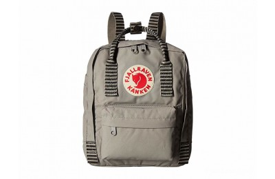 last chance fjällräven kånken mini fog/striped best price limited sale