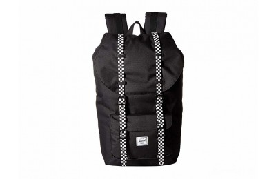 last chance herschel supply co. little america black/checkerboard limited sale best price