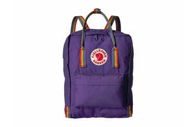 limited sale fjällräven kånken rainbow purple/rainbow pattern best price last chance