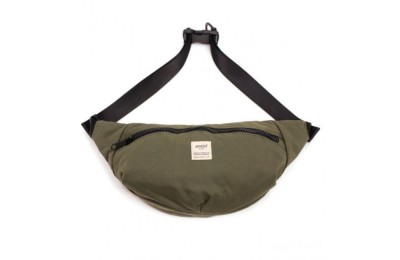 best price anello splash mini waist bag in khaki last chance limited sale