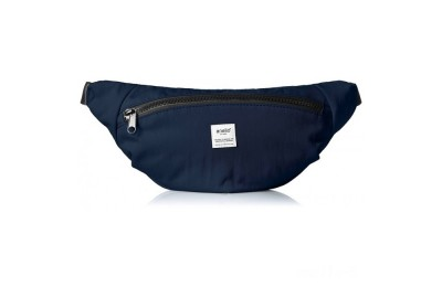 limited sale anello splash mini waist bag in navy best price last chance