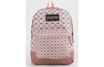 best price jansport black label superbreak boho block backpack pink limited sale last chance