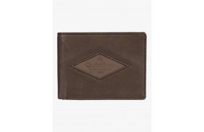 last chance tenderboat bi-fold wallet - chocolate brown best price limited sale