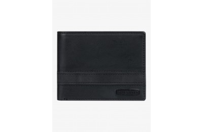 best price supply slim bi-fold wallet - black limited sale last chance