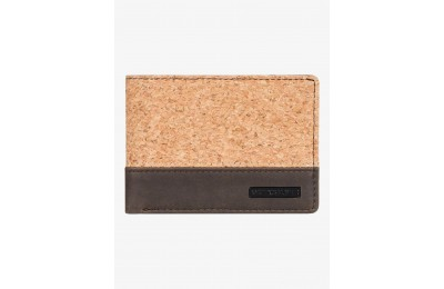 last chance natiberry bi-fold leather wallet - chocolate brown limited sale best price