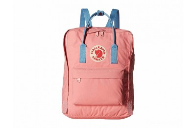 limited sale fjällräven kånken pink/air blue best price last chance