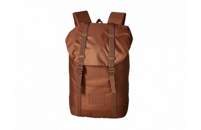 last chance herschel supply co. retreat light saddle brown best price limited sale