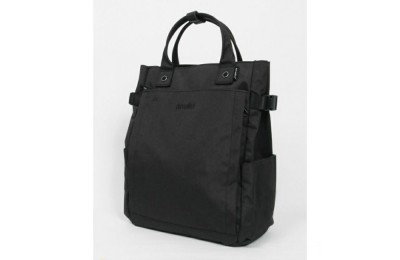 last chance anello 2 way rucksack in black best price limited sale