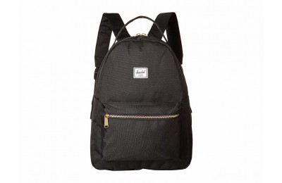 best price herschel supply co. nova mid-volume black limited sale last chance