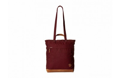 limited sale fjällräven totepack no.2 dark garnet last chance best price