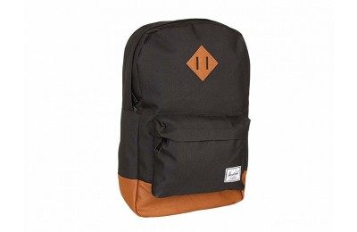 last chance herschel supply co. heritage mid-volume black limited sale best price