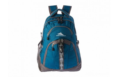 last chance high sierra access ii backpack lagoon/slate limited sale best price