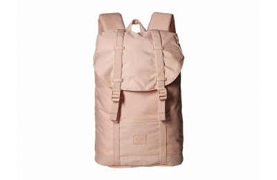 best price herschel supply co. retreat mid-volume light cameo rose limited sale last chance