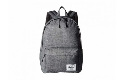 best price herschel supply co. classic x-large raven crosshatch last chance limited sale