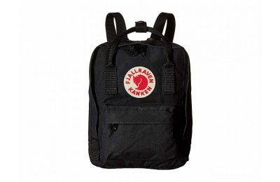 limited sale fjällräven kånken mini black best price last chance