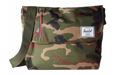 limited sale herschel supply co. odell woodland camo/multi zip last chance best price