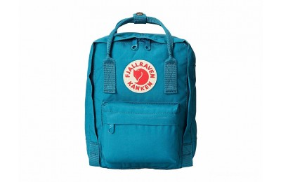 last chance fjällräven kånken mini ocean green limited sale best price