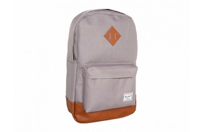 best price herschel supply co. heritage mid-volume grey last chance limited sale