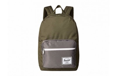 limited sale herschel supply co. pop quiz ivy green/smoked pearl best price last chance