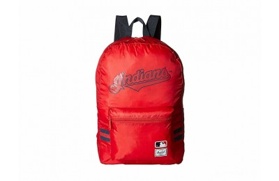 best price herschel supply co. packable daypack cleveland indians last chance limited sale