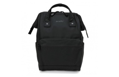 last chance anello matte rubber rucksack in black best price limited sale