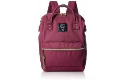 best price anello rucksack small in wine limited sale last chance