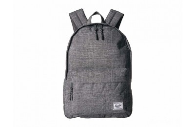 limited sale herschel supply co. classic raven crosshatch best price last chance