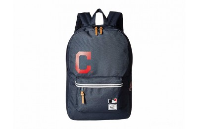 best price herschel supply co. heritage cleveland indians limited sale last chance