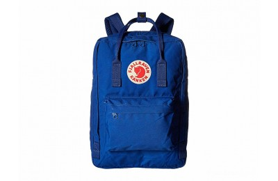 "best price fjällräven kanken 15"" deep blue last chance limited sale"